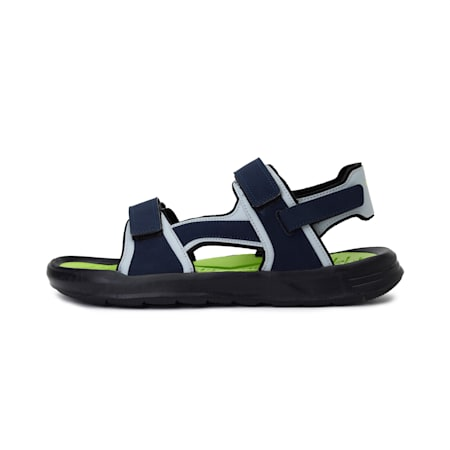 Stance Core V1 IDP Men's Sandal, Peacoat-Quarry-Limepunch, small-IND