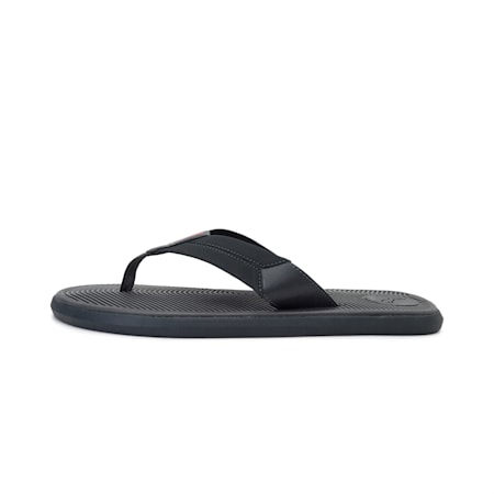 PUMA x one8 Stark V2 Sandals, Dark Shadow-High Risk Red, small-IND