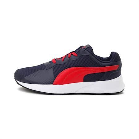 Pacer Plus V1  Men's  IDP Shoes, Peacoat-Barbados Cherry, small-IND