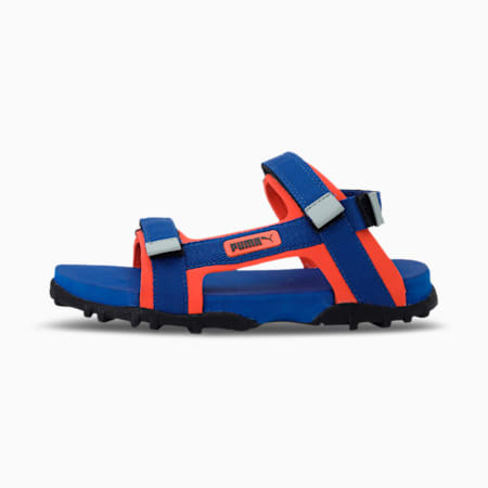 Trickster IDP Kid's Sandal, Lapis Blue-Dragonfly, small-IND