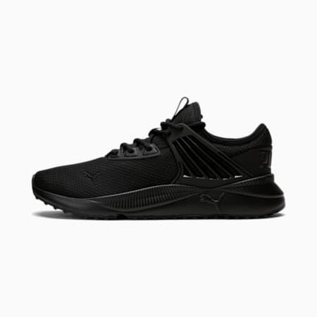 Zapatos deportivos Pacer Future para hombre, Puma Black-Puma Black, pequeño