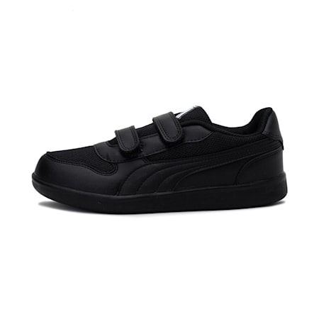 Kent 2.0 V IDP Kid's Shoes, Puma Black-Puma Black, small-IND