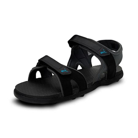 Ultimate Comfort IDP Men's Sandals, Puma Black-Dark Shadow, small-IND