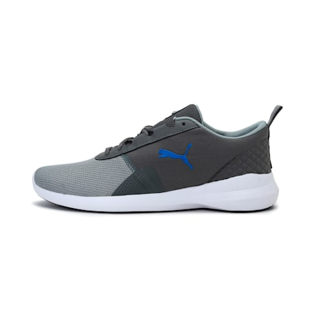 Pacer Laser IDP Men's Shoes, Quarry-Dark Shadow-Pum Royal, small-IND