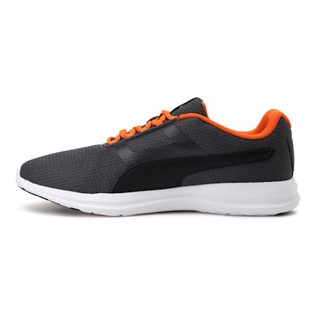 Flex Extreme IDP Men's Shoes, Asphalt-Vibrant Orange, small-IND