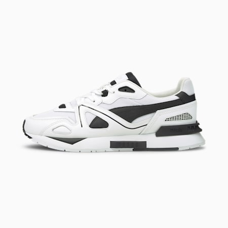 Mirage Mox Trainers, Puma White-Puma Black, small