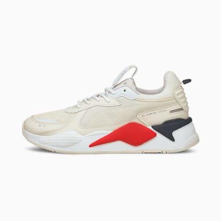 RS-X Pop Shoes, Marshmallow-Poppy Red, small-IND