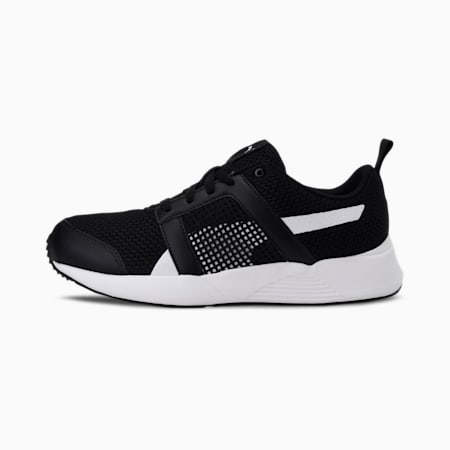 Pacer Pro V2 IDP Men's Shoes, Puma Black-Puma White, small-IND