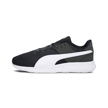 Ziller V2 Men's Shoes, Dark Shadow-Puma White, small-IND