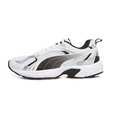 밀레니오/Milenio, Puma White-Limestone-Puma Black, small-KOR