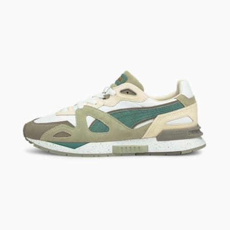 PUMA x EARTHBREAK Mirage Mox Shoes, Puma White-Desert Sage, small-IND