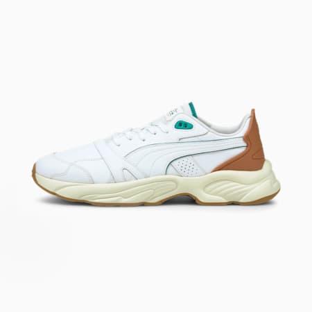 PUMA x PUMA RS-Connect Sneaker, Puma White-Marshmallow, small