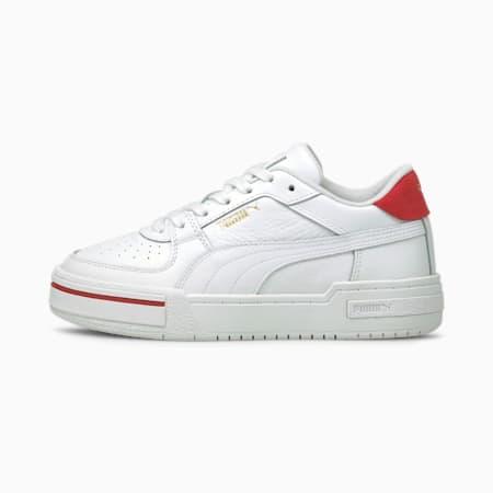 Zapatos deportivos CA Pro Heritage JR, Puma W-Puma W-High Risk Red, pequeño