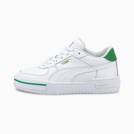 CA Pro Heritage Sneakers JR, Puma W-Puma W-Amazon Green, small