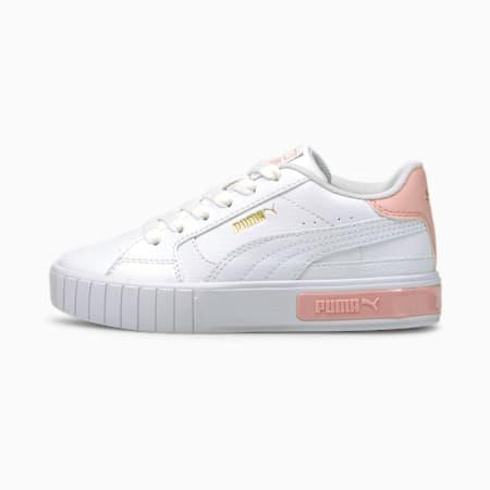 Cali Star sportschoenen voor kinderen, Puma White-Peachskin, small