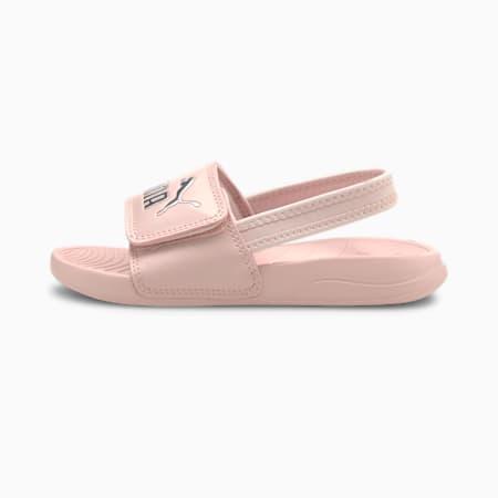 Popcat 20 Backstrap Kids' Sandals, Lotus-Puma Silver, small-SEA