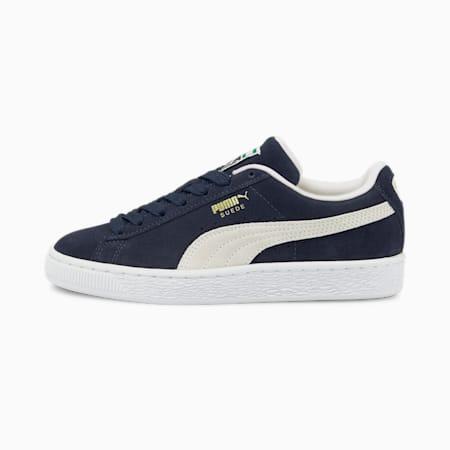 Suede Classic XXI sneakers voor jongeren, Peacoat-Puma White, small
