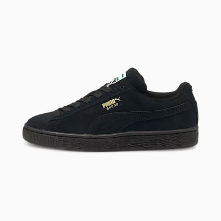 Scarpe da ginnastica in pelle scamosciata Suede Classic XXI Youth, Puma Black-Puma Black, small