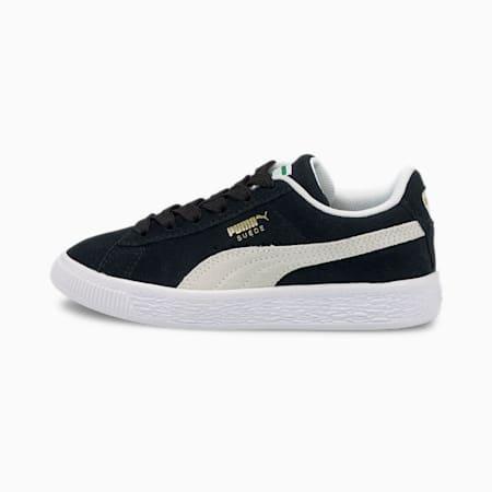 Zapatos Suede Classic XXIpara niños pequeños, Puma Black-Puma White, pequeño