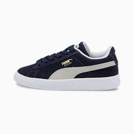 Zapatos Suede Classic XXIpara niños pequeños, Peacoat-Puma White, pequeño