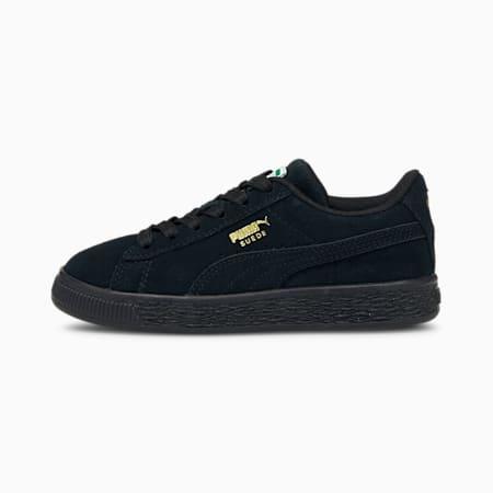 Zapatos Suede Classic XXIpara niños pequeños, Puma Black-Puma Black, pequeño