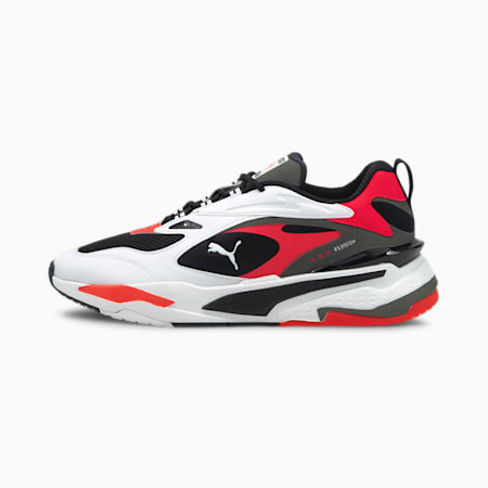 RS-Fast sneakers, Puma Black-White-Red Blast, small
