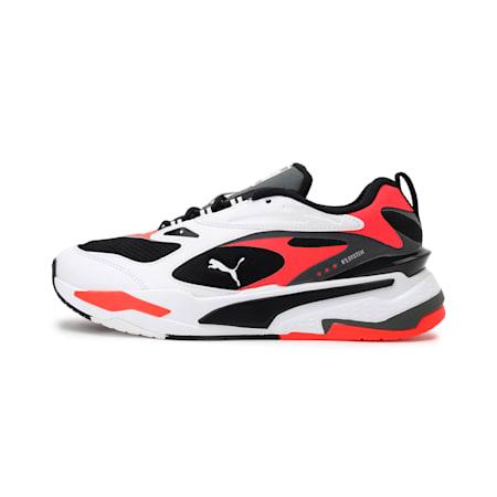 PUMA x RS-Fast Unisex Sneakers, Puma Black-White-Red Blast, small-IND