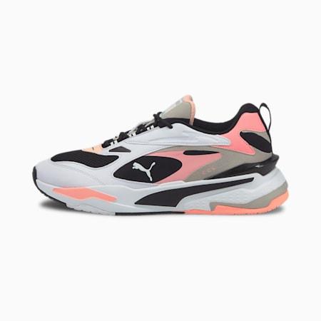 Baskets RS-Fast, Black-White-Elektro Peach, small
