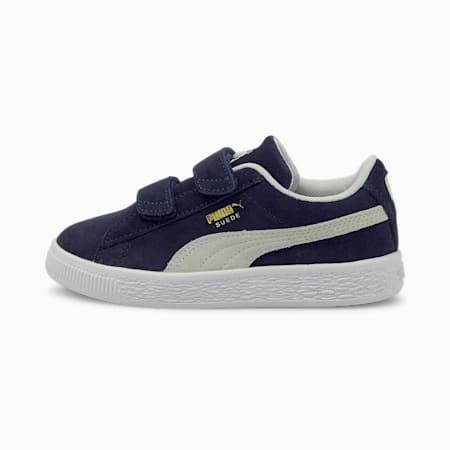 Suede Classic XXI Kinder Sneaker, Peacoat-Puma White, small