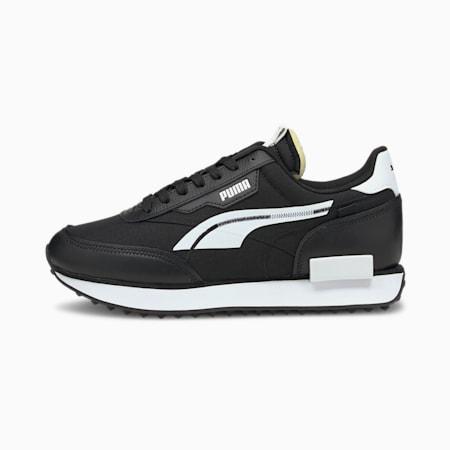 Future Rider Twofold Sneaker, Puma Black-Puma White, small
