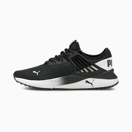 Zapatos deportivos Pacer Future Classic para hombre, Puma Black-Puma White, pequeño