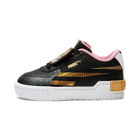 PUMA x L.O.L. SURPRISE! Cali Sport Queen Toddler Shoes, Puma Black, small-GBR