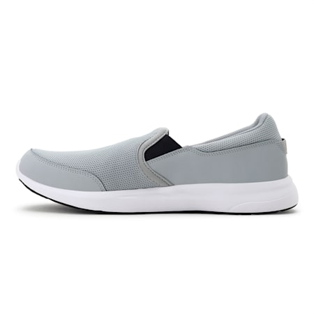 PUMA Mover V1 IDP Men's Slip-on Shoes, Quarry-Tigerlily, small-IND