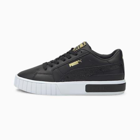 Cali Star Snake sneakers dames, Puma Black-Puma White, small