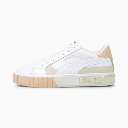 Cali Star In Bloom Damen Sneaker, Puma White-Cloud Pink, small