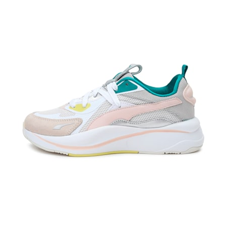 RS-Curve OQ Women's Shoes, Eggnog-Cld Pink-Parasailing, small-IND