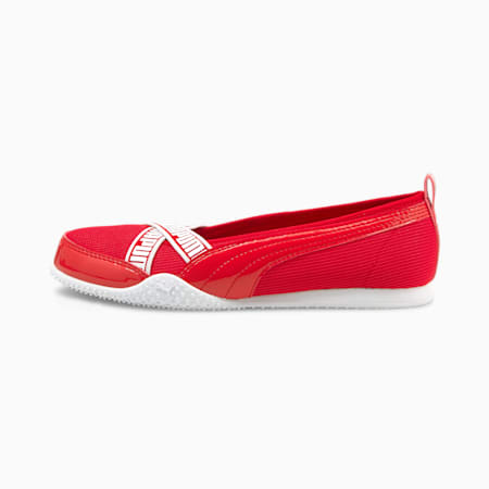 Bella Ballerina Women's Shoes, High Risk Red-High Risk Red, small-IND