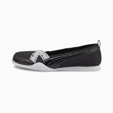 Bella Ballerina Women's Shoes, Puma Black-Puma Black, small-IND