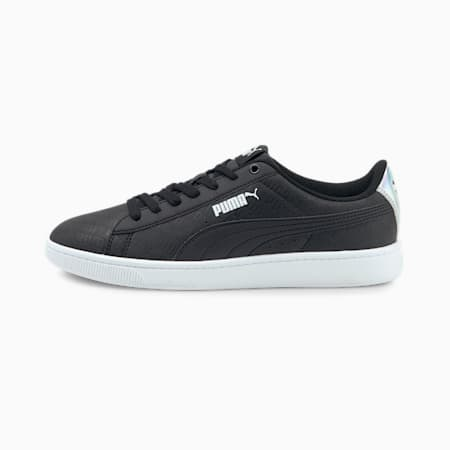 Vikky v2 Sig-Iri Women's Sneakers, Black-Puma Black-Puma White, small-IND