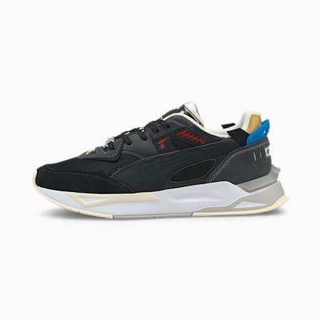 Zapatos deportivos Mirage Sport para hombre, Puma Black-Puma White, pequeño