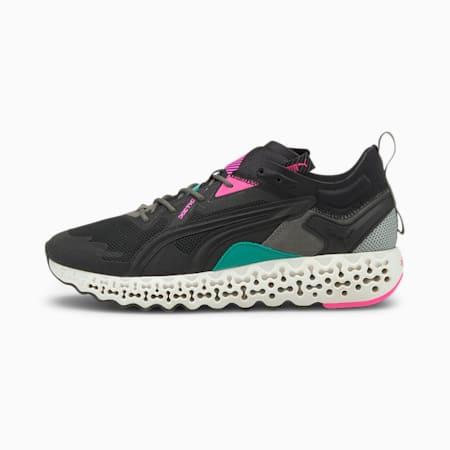 Zapatos deportivos Calibrate Restored Metric, Puma Black-Quarry, pequeño