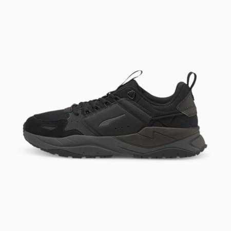 X-RAY² Ramble Unisex Shoes, Puma Black-Dark Shadow-Puma White, small-IND