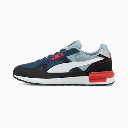 Zapatos deportivos Graviton Pro, I Blue-BlueFog-White-Blk-Red, pequeño