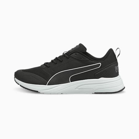 Avionic Unisex Shoes, Puma Black-Puma White, small-IND