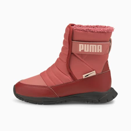 Nieve Winter Kids' Boots, Mauvewood-Lotus, small