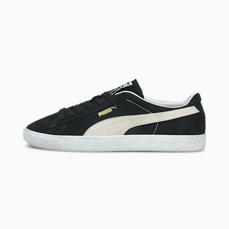 Suede Vintage MII 1968 sneakers, Puma Black-Puma White, small