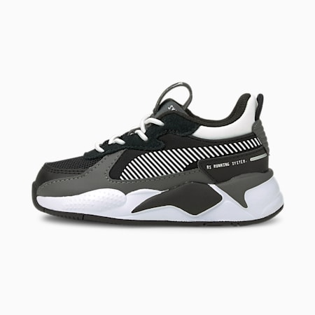 Souliers RS-X Mix, tout-petit, Puma noir-CASTLEROCK, petit