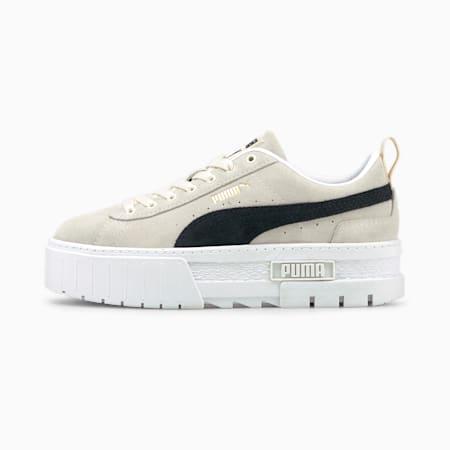 Mayze Damen Sneaker, Ivory Glow, small