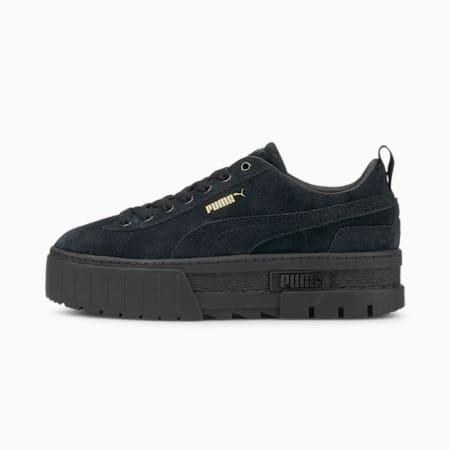 Mayze Damen Sneaker, Puma Black, small