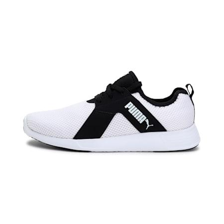 Zod Runner V3 IDP Running Shoes, Puma White-Puma White-Puma Black, small-IND